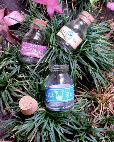 1-3 Pck - Accurate Lon Lon Ranch Milk and Chateau Romani (LOZ) Shot Glass/Bottle