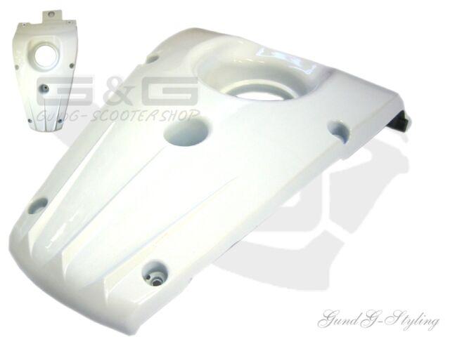 Sozius Abdeckung Soziusabdeckung Sozius Verkleidung Weiss Yamaha Aerox Mbk Nitro