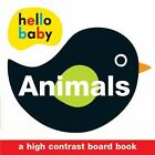 Hello Baby: Animals by Roger Priddy (2013, Board Book)