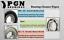 thumbnail 4 - 608-ZZ Ball Bearing 8x22x7 Dual Shielded Metal Chrome Skateboard 608Z (20 QTY)