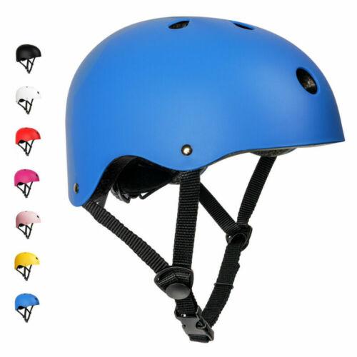 arteesol Kids Cycling Helmet Child Skateboard Stunt Scooter Sports Helmets Blue
