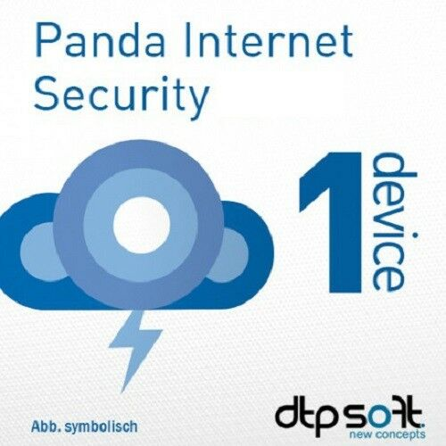 Panda Internet Security / Dome Advanced 2019 1 PC 1 Year PC MAC 2018 UK