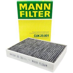 Genuine MANN FILTER BMW Cabin / Pollen Filter CUK25001 | eBay