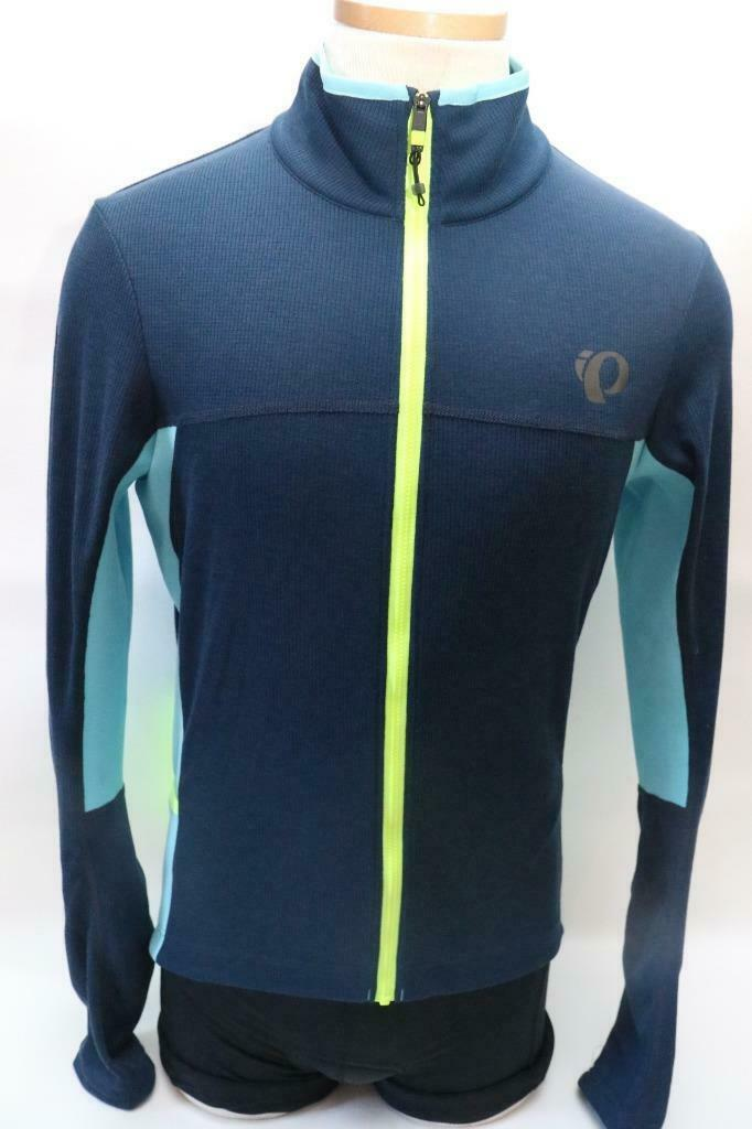 New Pearl Izumi Men's Pro Escape Thermal Cycling Bike Large Jersey Long Sleeve