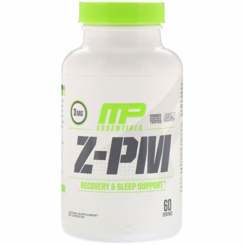 Essentials Z-PM 60 Capsules