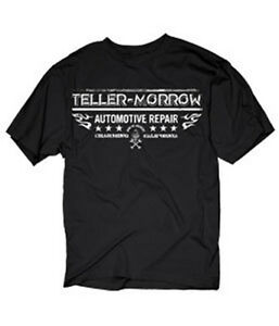 SONS-OF-ANARCHY-TELLER-MORROW-AUTOMOTIVE-REPAIR-CHARMING-CA-T-SHIRT-NEW