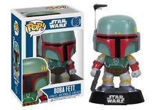 Funko Pop Star Wars Boba Fett Bobble-head Figures Action Figure Toy #08