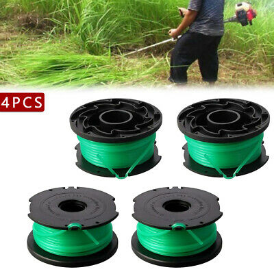 For Black /& Decker GH3000 SF-080 Grass Trimmer Replacement Spool Line With Cap