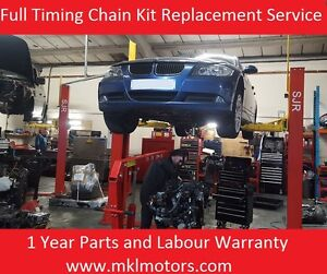 Details about BMW 330D 335D 3 0 DIESEL M57 2005 - 2009 TIMING CHAIN KIT  REPLACEMENT