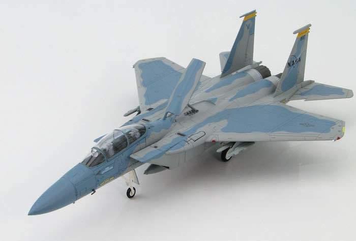 1 72   F-15D Eagle, N897NA, NASA, 2011 -  HA4503  garanti
