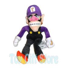 "Waluigi 11"" New Super Mario Bros. Plush Doll Stuffed Toy"