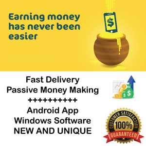 Strict Earn Passive Money Whit App - Android & Windows