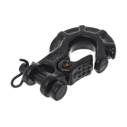 Trailer Hook Winch Hook for 1//10 RC Crawler Car Axial SCX10   TRX4 D90