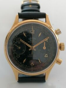 Chronograph suisse * lay * 36mm * landeron 149 * top condition working *
