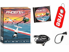 PHOENIX R/C Pro Simulator V 5 SIM + FREE Phoenix Futaba Square Micro Adapter