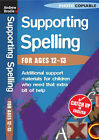 Spelling 12-13 by Andrew Brodie (Paperback, 2007)
