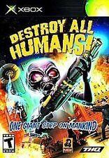 Destroy All Humans (Microsoft Xbox, 2005)