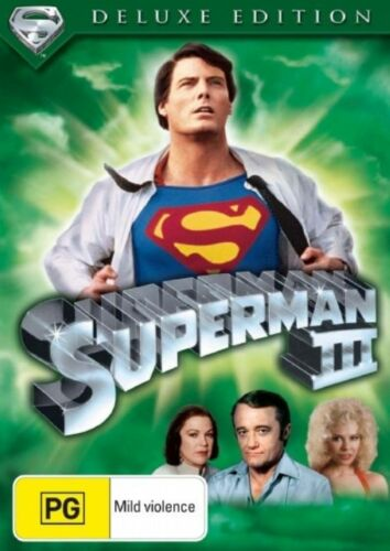 1 of 1 - Superman 03 (DVD, 2006) VGC Pre-owned (D106)