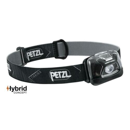 Petzl Tikkina 250 Lumens Headlamp Black