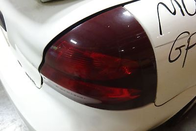 Oem Pontiac Grand Prix Passenger Right Tail Light Lamp
