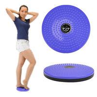 Twist Waist Disc Board Body-building Fitness Slim Twister Plate Exercisegear