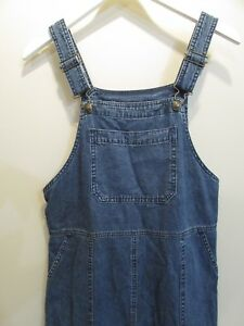 1a951634545 Image is loading Woolrich-Size-Small-S-Blue-Jean-Denim-Overall-