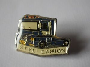 Pin-039-s-Vintage-Attachment-Year-90-Styl-039-Truck-M046