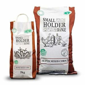 Allen & Page Super Mixed Corn 5kg/20kg Poultry Feed Non GM Ingredients