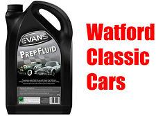 Evans Coolants, Waterless Coolant prep fluid  5ltrs