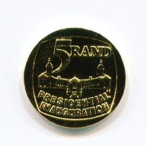 South-Africa-1994-R5-Nelson-Mandela-Inauguration-Gold-Plated-Coin-Memorabilia