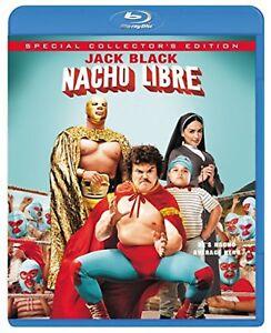 Nacho-Libre-Especial-Edicion-Coleccionista-Blu-ray-f-s-con-seguimiento-nuevo-de-Japon