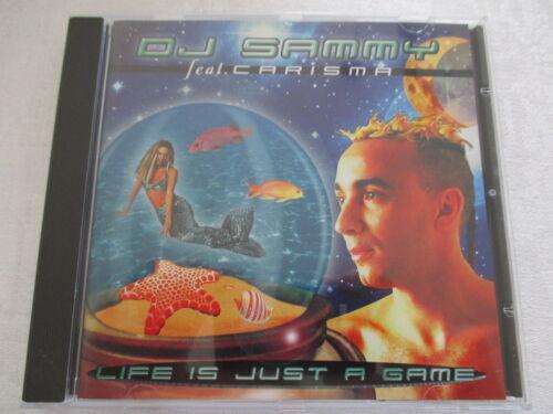 1 von 1 - Dj Sammy feat. Carisma - Life is just a game - CD