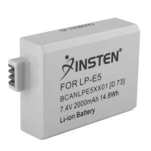 LP-E5-Battery-2000mAh-for-Canon-EOS-Rebel-XS-T1i-450D