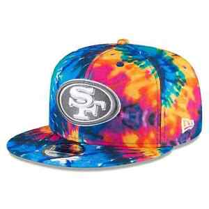 San-Francisco-49ers-New-Era-Multi-Color-2020-Crucial-Catch-9FIFTY-Snapback-Hat