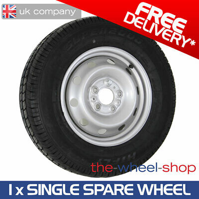 TheWheelShop MERCEDES SPRINTER 2006-2017 FULL SIZE 16 STEEL SPARE WHEEL RIM
