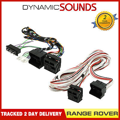 DSP Amp Retention Interface Control Module For Range Rover Vogue L322 BMW X5 E53