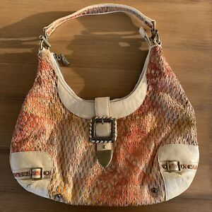 Bag Afneembare DLarge Fire Portemonnee Babee ShreddedFrayed Colors Leather Qdtshr