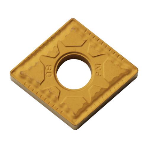 ZCC CNMG190608-PM YBC251 CNMG642-PM YBC251 carbide inserts 10pcs