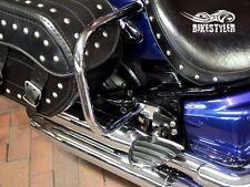 Yamaha Dragstar, Vstar XVS 1100 Silverado Highway Rear Crash Bar Guard Protector
