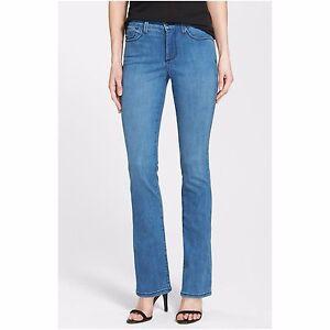 fe4b061df72 NYDJ Not Your Daughters Jeans Billie mini boot cut Newberry plain ...
