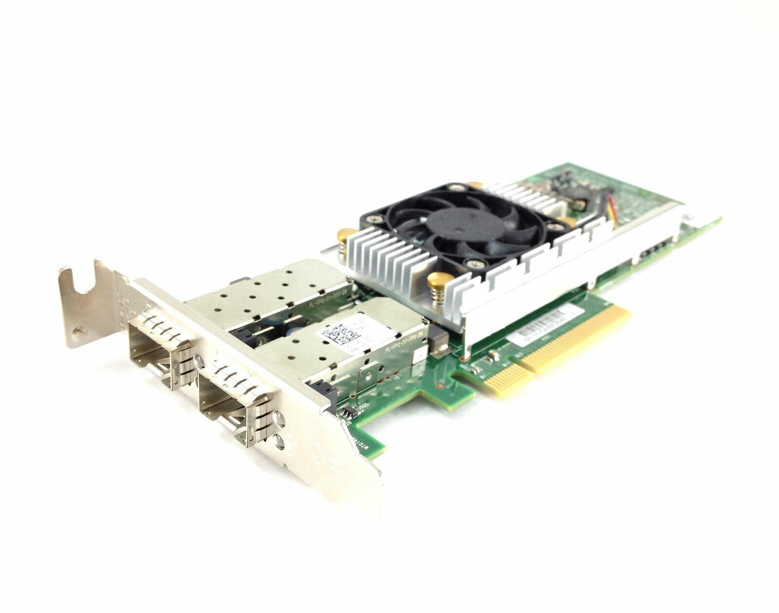Dell Y40PH Broadcom 57810S Dual Port 10GbE SFP+ Network Low ProfileDell Y40PH