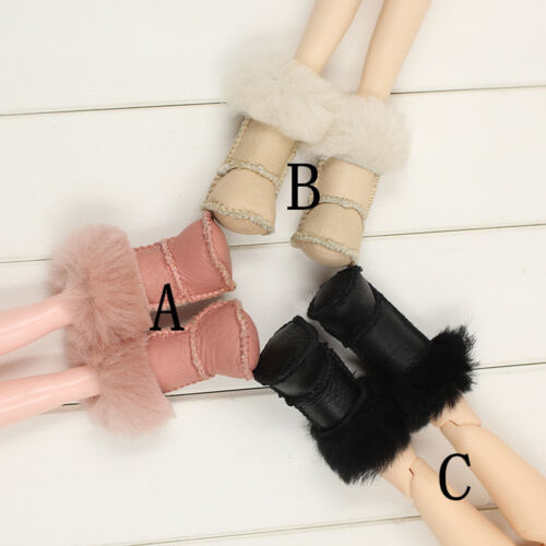"""A Pair of  Boots  For 12/"""" Blythe Azone Body Doll Factory Nude Doll"""
