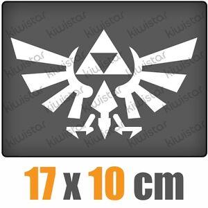Triforce-csf0524-18-X-11-Cm-Jdm-Pegatina