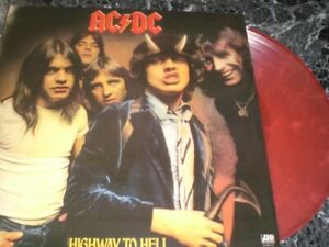 AC/DC HIGHWAY TO HELL COLOR VINYL LP | eBay