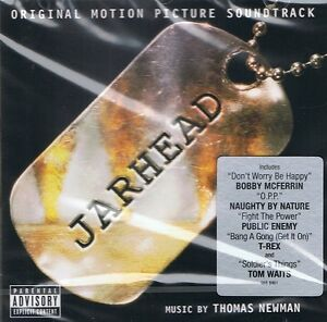 JARHEAD-Soundtrack-CD-NEU-OST-T-Rex-Tom-Waits-Bobby-McFerrin