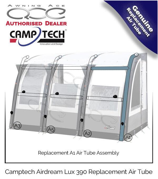 Camptech Airdream Lux 390 Awning Replacement Air Tube - Air Bladder - Air Beam