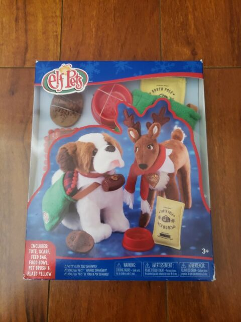 The Elf on the Shelf Claus Couture Collection Good Tidings Toy Tote and Scarf