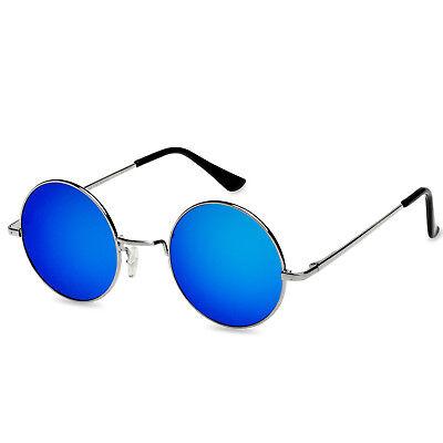 Audace Caspar Unisex Large Occhiali Da Sole Retrò Occhiali Circa Hippi-nichel Occhiali Misure Grandi-mostra Il Titolo Originale