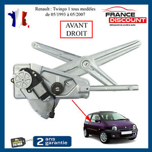 leve-vitre-electrique-moteur-avant-droit-Renault-Twingo-1-7700830597