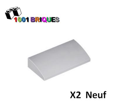 Lego Slope Curved Round Corner 6x6x2 MOC Razorcrest 87559 Dark Bluish Grey